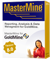 GoldMine Management with MasterMine